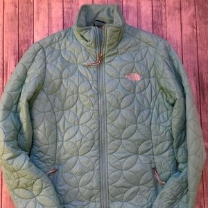 North Face Quilted Jacket